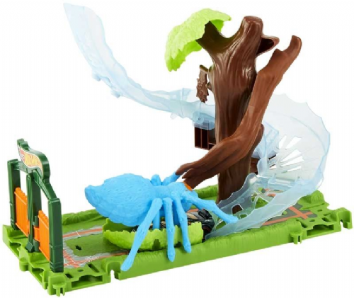Hot Wheels Spider Park Playset
